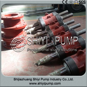 Heavy Durty Horizontal Mining Gravel Slurry Pump Parts pictures & photos