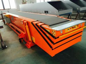 Mobile Telescopic Boom Belt Conveyor pictures & photos