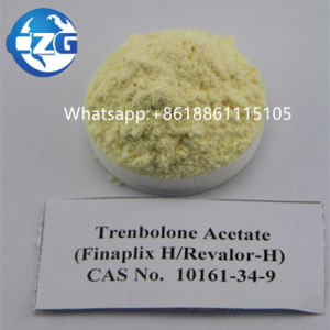 Bodybuilding 99% Raw Material Steroid Trenbolone Acetate pictures & photos