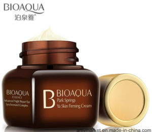 Bioaqua Firming Eye Cream Advanced Removing Dark Circle Moisturizing Soothing Eye Essence pictures & photos