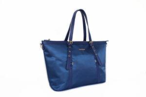 Fashion Modern Leather Simple Shopping Handbag Bag pictures & photos