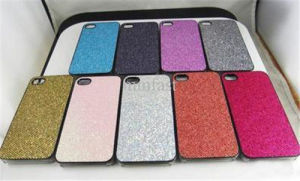 New Design Glitter Faux Leather for Bags, Shoes, Decoretions (HS-Y14) pictures & photos