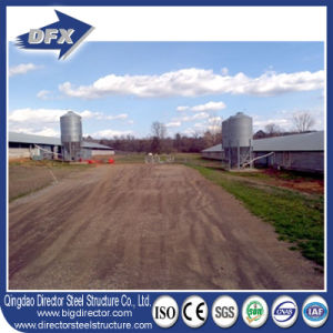 Insulated Low Price Nice Quality Steel Structure Building Sheds pictures & photos