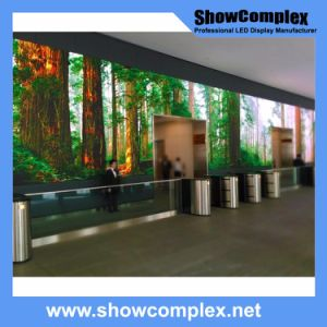Indoor Full Color LED Video Display for Fixed Installation with Aluminum Panel (500*500mm pH2.97) pictures & photos