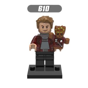 Plastic Building Blocks Toys Mini Figures Guardians of The Galaxy (X0159) pictures & photos