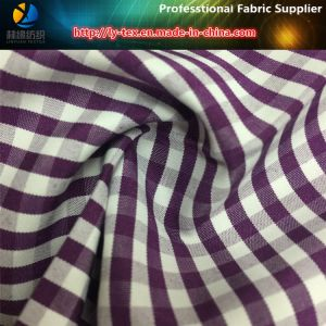 T/C Yarn Dyed Check Fabric for Casual Shirt/Business Shirt pictures & photos
