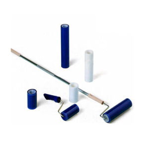 ESD Cleanroom PE Sticky Roller, Sticky Roller Handle pictures & photos