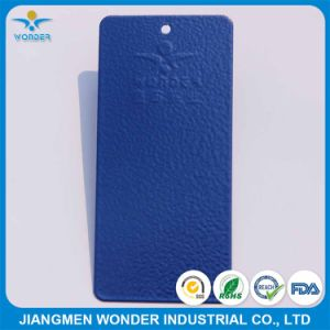 UV Resisting Polyester Texture Blue Powder Texture Finish Coating Paint pictures & photos