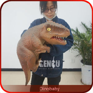 Amusement Park Robotic Puppet Dinosaur for Sale pictures & photos
