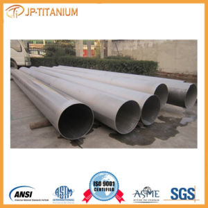 ASME Sb862 Industrial Titanium Welded Pipe for Piping System Shipping Boat pictures & photos