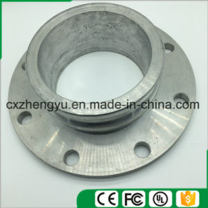 "Round Cap Flange/Round End Flange/Nose Circle Flange with 6"" pictures & photos"