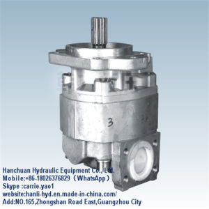 Hydraulic Electric Gear Pump for Sany/Hyundai/Volvo (D85) pictures & photos
