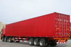 53 Feet Container Semitrailer pictures & photos