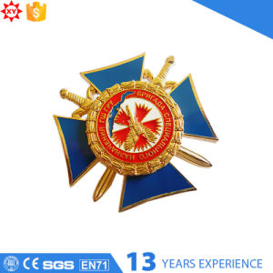 Hot Sale Custom Made Metal Souvenir Badge for Sale pictures & photos