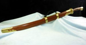 Oxtail Sword/Niuwei Dao/Chinese Broadsword pictures & photos