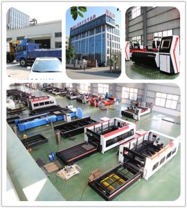 1000W Fiber Laser Cutting Machine for Agricultural Equipment Metal Parts pictures & photos