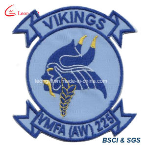 Custom Logo Air Force Embroidered Badge Patch Wholesale pictures & photos
