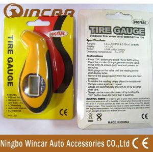 Logo Customized Digital Tire Pressure Guage pictures & photos