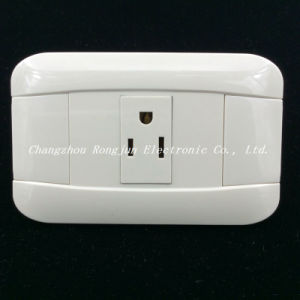 6A/250V USA Syle High Quality Wall Sockets (G806) pictures & photos