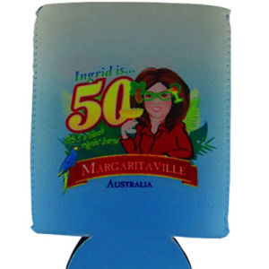Promotional Printed Neoprene Can Cooler Beer Stubby Holder pictures & photos