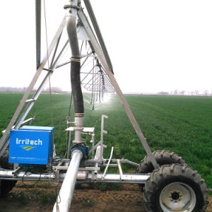 Farm Garden Lateral Move Modern Sprinkler Irrigation Machine pictures & photos