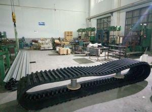 700*100 Carrier Track Dumper Track Morooka Mst1100 Mst1500 Mst1700 Mst1900 pictures & photos