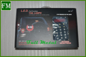 for  Jeep Wrangler LED Turning Brake Light Taillights pictures & photos