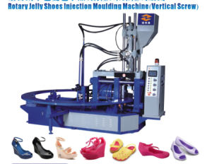 Jelly Shoes Injection Machine (horizontal) pictures & photos