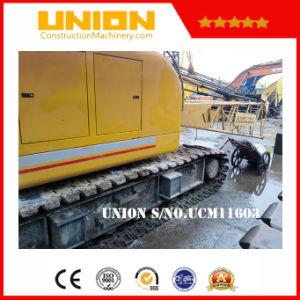 Union Quy50 (50T) Hydraulic Crawler Crane Good Conditon 1100h Working Hours pictures & photos