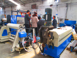 Butyl Rubber Tape Waterproof Machine Hot Melt Extruding Coating Machine pictures & photos
