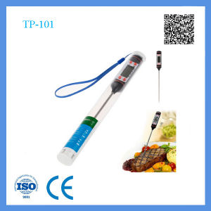 Shanghai Feilong 2016 New Digital Cooking Thermometer pictures & photos