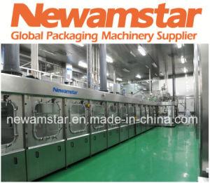 Newanstar Best Manufacturer Filling Machine for Detergent Nice pictures & photos