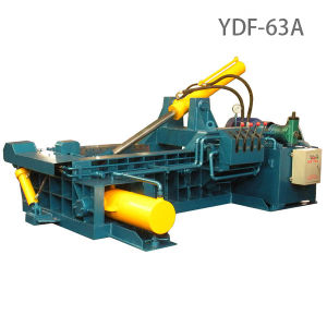 Industrial Waste Trash Baler-- (YDF-63A) pictures & photos