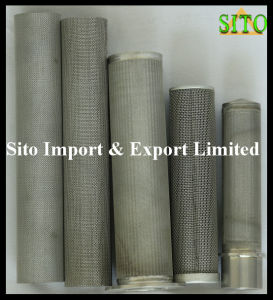 Stainless Steel Wire Mesh 316L Filter Cartridge pictures & photos
