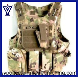 Bdu Military Tactical Vest/Army Vest (SYSG-223) pictures & photos