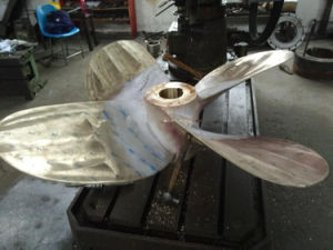 Marine Propellers for Propulsion System pictures & photos