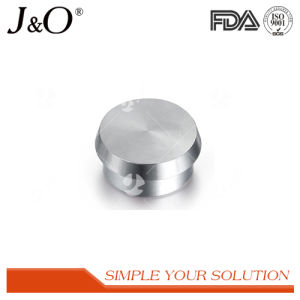Sanitary Stainless Steel Blank Ferrule Tube Pipe Fittings Blank Cap pictures & photos
