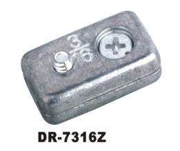 Square Type Zinc Plated Wire Rope Clips pictures & photos
