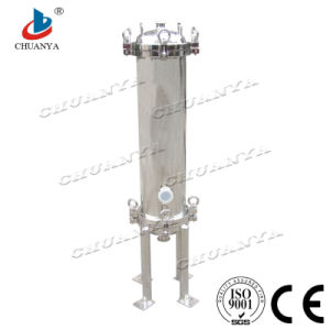 Industrial Stainless Steel Customized Water Purifier Multi Cartridge Filter pictures & photos