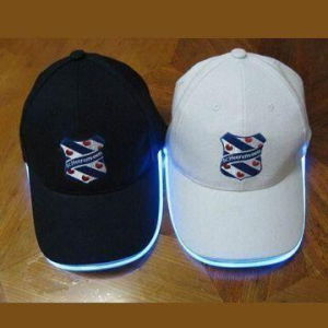 Embroidery LED Lighter Cap pictures & photos