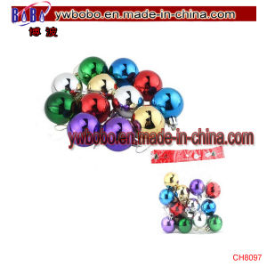 Christmas Gift Christmas Tree Baubles Xmas Decoration Ornaments Ball (CH8097) pictures & photos