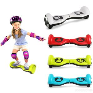 2017 Newest 4.5 Inch 2 Wheel Electric Hoverboard for Kids pictures & photos