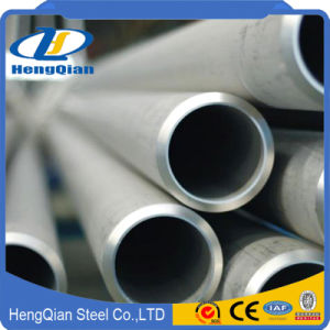 ASTM A312 304 316 Stainless Steel Pipe for Heat Exchange Tube pictures & photos