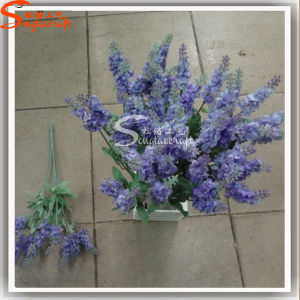 Artificial Flower Shop Decoration Artificial Lavender pictures & photos