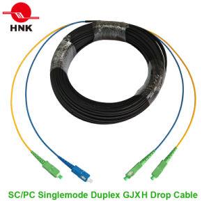 FTTH G657A GJYXFCH GJXFH Fiber Optic Drop Cable Patch Cord pictures & photos
