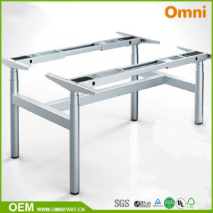Two Person Electric Height Adjustable Table pictures & photos