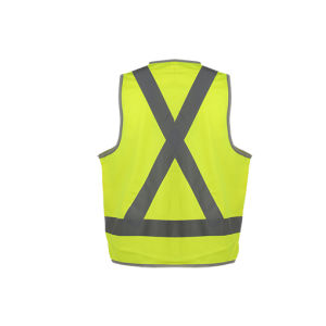 High Visibility Reflective Safety Vest for Worker pictures & photos