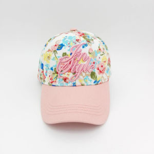 Colorful Customied with 3D Embroidered Baseball Cap pictures & photos