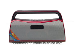 Wholesale portable Handle Wireless Bluetooth Speaker with Hand Free Call pictures & photos
