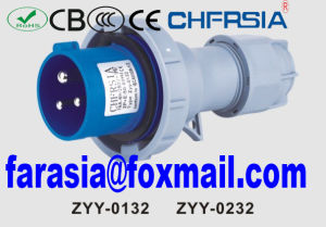 3p IP67 Cee Waterproof Plug for Industrial Power with Ce pictures & photos